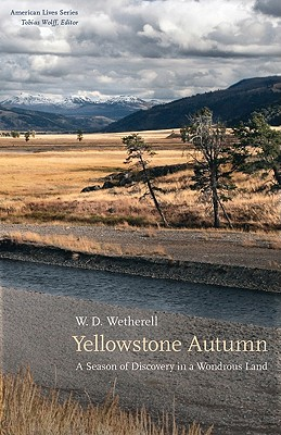 Cover for Yellowstone Autumn