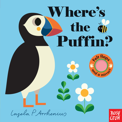 Where's the Puffin? Cover Image