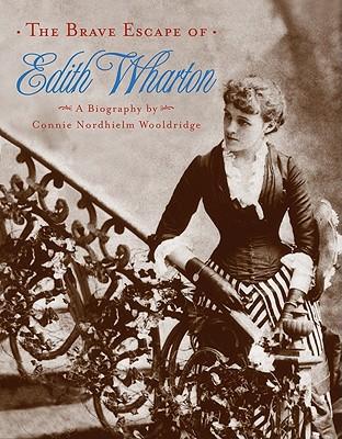 The Brave Escape of Edith Wharton Cover