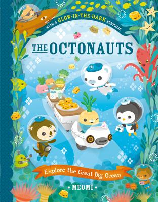 The Octonauts Explore the Great Big Ocean Cover Image