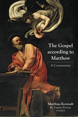 The Gospel According to Matthew: A Commentary cover