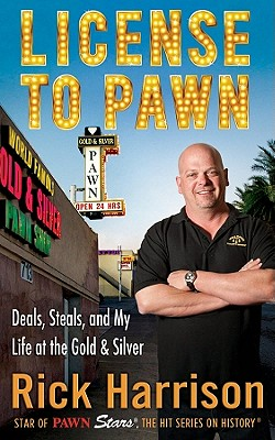 License to Pawn Cover