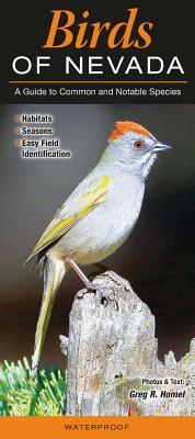 Birds of Nevada Cover Image