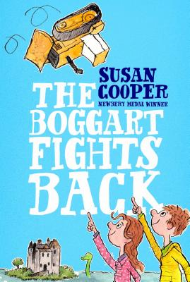 The Boggart Fights Back Cover Image