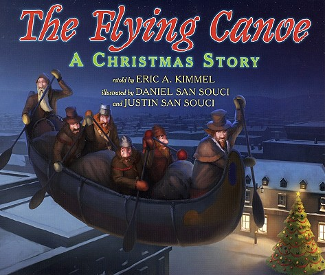 The Flying Canoe Cover