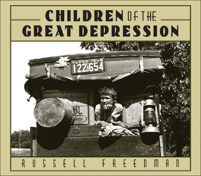 Children of the Great Depression Cover