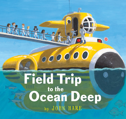 Field Trip to the Ocean Deep Cover Image