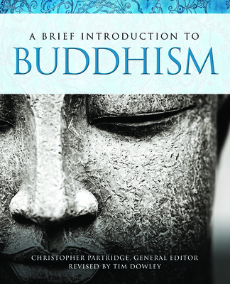 Cover for A Brief Introduction to Buddhism