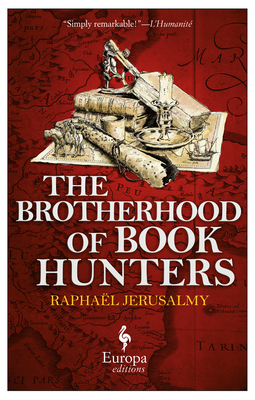 The Brotherhood of Book Hunters Cover Image