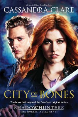 City of Bones: TV Tie-in (The Mortal Instruments #1) Cover Image
