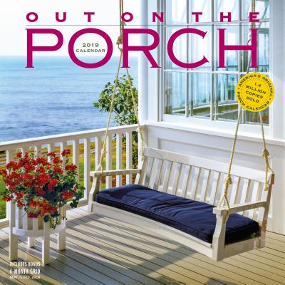 Out on the Porch Wall Calendar 2019 Cover Image