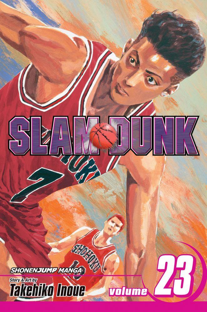 Slam Dunk, Vol. 23 Cover Image