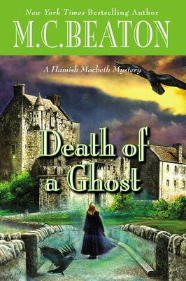 Death of a Ghost Cover