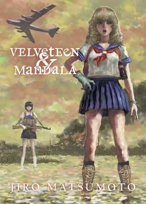 Velveteen & Mandala Cover