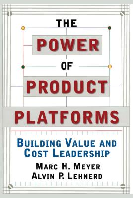 Cover for The Power of Product Platforms