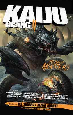 Cover for Kaiju Rising II