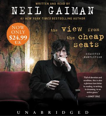 The View from the Cheap Seats Low Price CD: Selected Nonfiction Cover Image