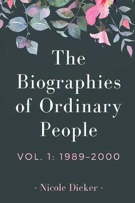 Cover for The Biographies of Ordinary People
