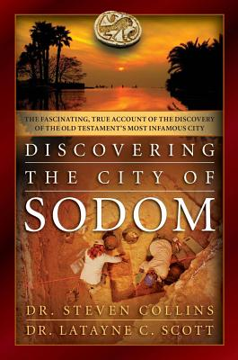 Discovering the City of Sodom Cover