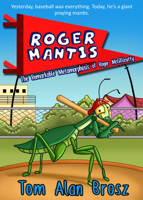 Cover for Roger Mantis