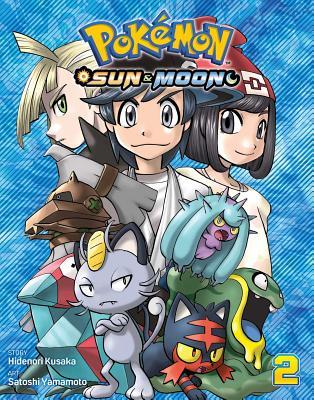 Pokémon: Sun & Moon, Vol. 2 Cover Image