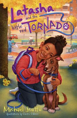 Latasha and the Little Red Tornado Cover