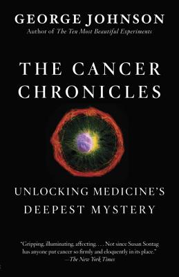 The Cancer Chronicles Cover
