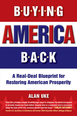Buying America Back Cover