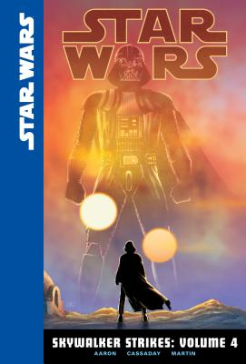 Skywalker Strikes: Volume 4 (Star Wars: Skywalker Strikes #4) Cover Image