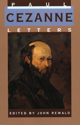 Paul Cezanne, Letters Cover
