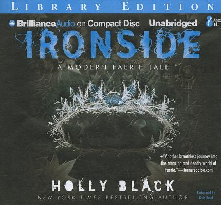Ironside: A Modern Faerie Tale Cover Image