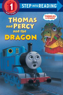 Thomas and Percy and the Dragon Cover