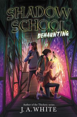 Shadow School #2: Dehaunting Cover Image
