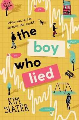 The Boy Who Lied Cover Image