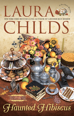 Haunted Hibiscus (Tea Shop Mystery #22) Cover Image