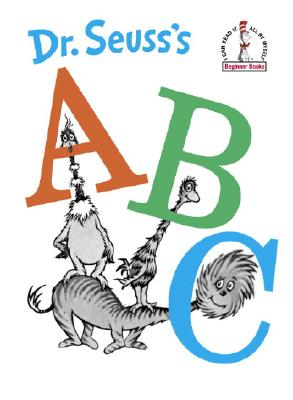 Dr. Seuss's ABC (Beginner Books(R)) Cover Image