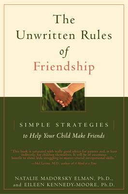 The Unwritten Rules of Friendship Cover
