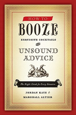 How to Booze Cover