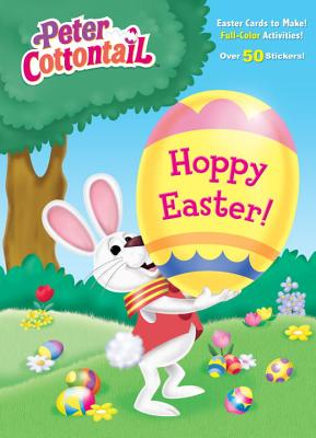 Hoppy Easter! (Peter Cottontail) Cover