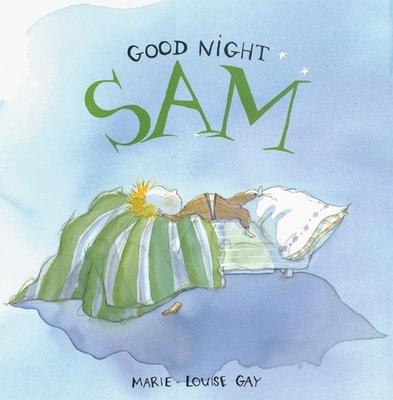 Good Night Sam Cover