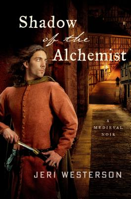 Shadow of the Alchemist Cover
