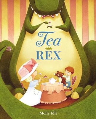 Tea Rex Cover
