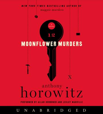 Moonflower Murders CD: A Novel Cover Image