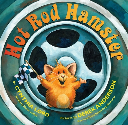 Hot Rod Hamster Cover