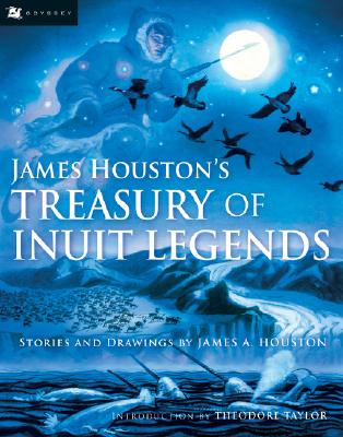 James Houston's Treasury of Inuit Legends Cover Image