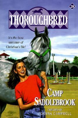 Thoroughbred #28 Camp Saddlebrook Cover Image