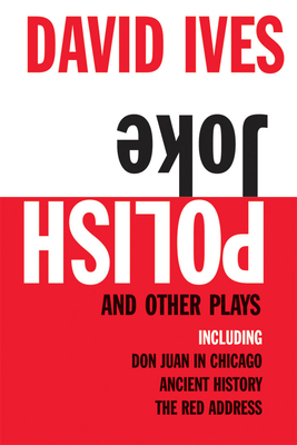 Cover for Polish Joke and Other Plays