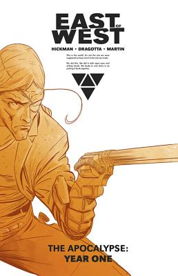 East of West The Apocalypse: Year One cover image