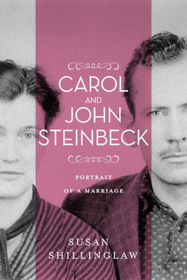 Carol and John Steinbeck: Portrait of a Marriage (Western Literature Series) Cover Image