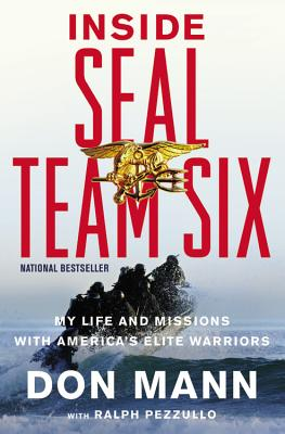 Inside SEAL Team Six Cover